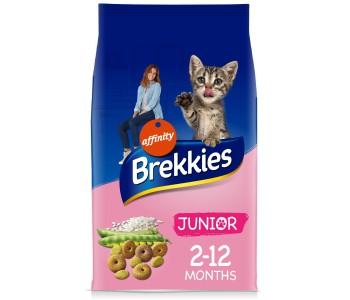 Brekkies Cat Junior 20кг