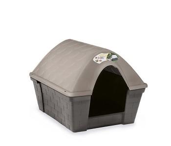 Пластмасова къщичка за кучета Happy Home Large