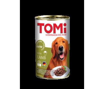 Tomi консерва за куче 1200г - агне