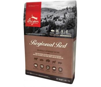 Orijen Cat Regional Red 5.4кг